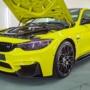 Detailing BMW M4 Full Ceramic ochrana